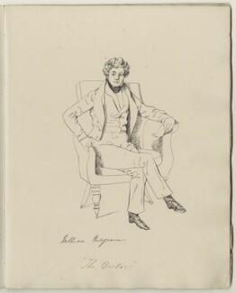 William Maginn, after Daniel Maclise - NPG D34552