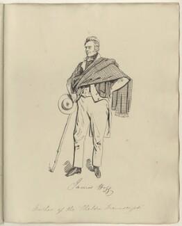 James Hogg, after Daniel Maclise - NPG D34562
