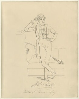 Benjamin Disraeli, Earl of Beaconsfield, after Daniel Maclise - NPG D34564