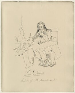 Louis Eustache Ude, after Daniel Maclise, (published 1832) - NPG D34566 - © National Portrait Gallery, London