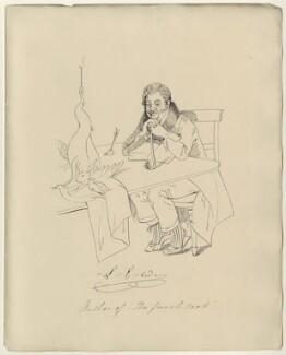 Louis Eustache Ude, after Daniel Maclise - NPG D34566