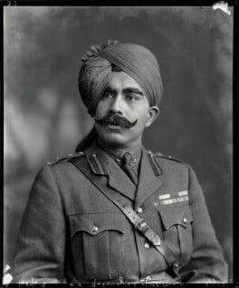 Ganga Singh, Maharaja of Bikaner, by Vandyk - NPG x74765