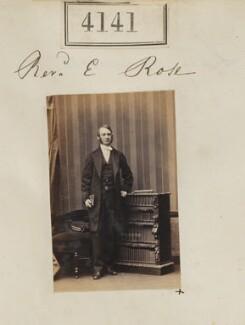 Edward Joseph Rose, by Camille Silvy - NPG Ax54156