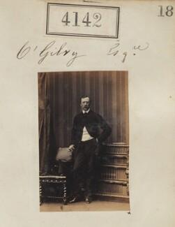 Thomas Wedderburn Ogilvy, by Camille Silvy - NPG Ax54157