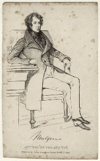 Constantine Henry Phipps, 1st Marquess of Normanby, published by James Fraser, after  Daniel Maclise - NPG D34569