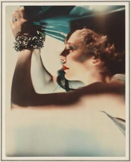 Mrs Richard Hart-Davis as Ariel, by Madame Yevonde - NPG x11660