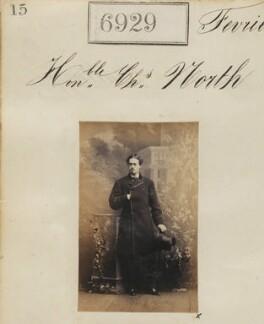 Hon. Charles North, by Camille Silvy - NPG Ax56848
