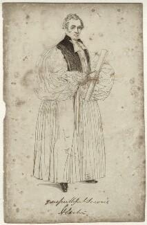 Henry Phillpotts, after Frederick Cruickshank - NPG D34571