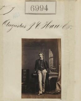 Augustus John Cuthbert Hare, by Camille Silvy - NPG Ax56912