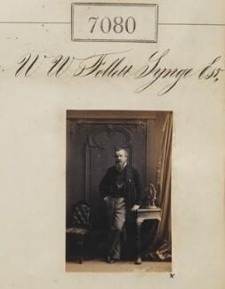 William Webb Follett Synge, by Camille Silvy - NPG Ax56996