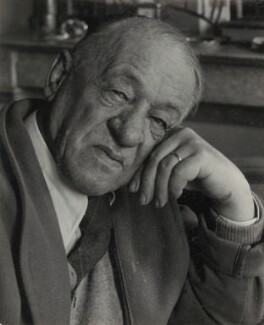 Blaise Cendrars (né Frédéric Louis Sauser), by Ida Kar - NPG x132482