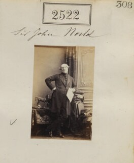 Sir John Neeld, 1st Bt, by Camille Silvy - NPG Ax51911