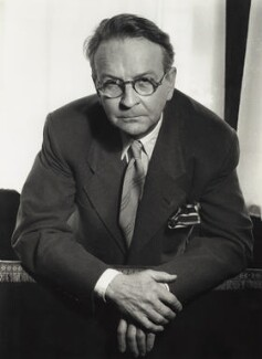 Raymond Thornton Chandler, by Ida Kar - NPG x132489