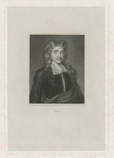 Sidney Godolphin, by R. Rivers, after  John Thurston - NPG D34584