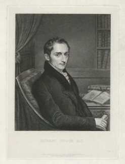 Robert Gooch, by and published for John Linnell, published by  William Johnstone White - NPG D34589