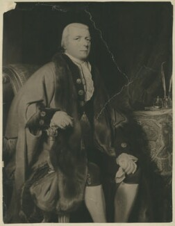 William Goodbehere, by Henry Edward Dawe, after  Henry Perronet Briggs - NPG D34594