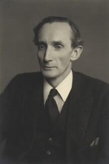 (Benedict) Humphrey Sumner, by Walter Stoneman - NPG x132512