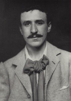 Charles Rennie Mackintosh, by James Craig Annan, 1893 - NPG x132516 - © National Portrait Gallery, London
