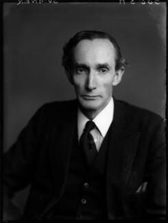 (Benedict) Humphrey Sumner, by Walter Stoneman - NPG x132522