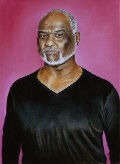 Willard White, by Ishbel Myerscough, 2009 - NPG  - © National Portrait Gallery, London