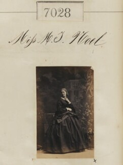 Mary Jane Denny (née Noel), by Camille Silvy - NPG Ax56944