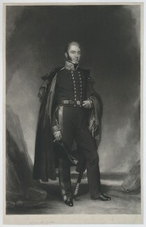 William Gordon, by Charles Edward Wagstaff, after  Henry William Pickersgill, mid 19th century - NPG D34633 - © National Portrait Gallery, London