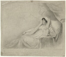 Jane Gordon (née Maxwell), Duchess of Gordon, by William Evans, published by and after  William Lane - NPG D34638