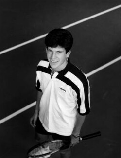 Tim Henman, by David Banks - NPG x88376