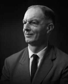 David John Finney, by Bassano Ltd - NPG x176684