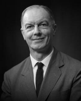 David John Finney, by Bassano Ltd - NPG x176685