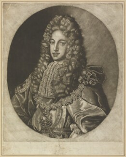 Prince James Francis Edward Stuart, after Alexis Simon Belle - NPG D34694