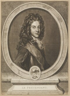 Prince James Francis Edward Stuart, after François de Troy - NPG D34702