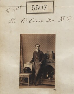 Charles Owen O'Conor, by Camille Silvy - NPG Ax55466