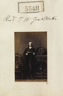 Thomas William Jex-Blake, by Camille Silvy - NPG Ax55505