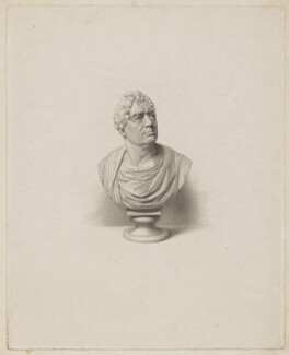 Sir Robert Dallas, by William Holl Sr, published by  Robert Cribb, after  Robert William Sievier - NPG D34667