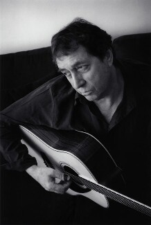 Bert Jansch, by Pete Millson - NPG x132545
