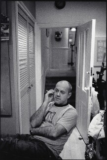 Keith Allen, by Pete Millson - NPG x132546