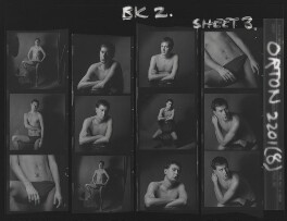 Joe Orton, by Lewis Morley - NPG x88373