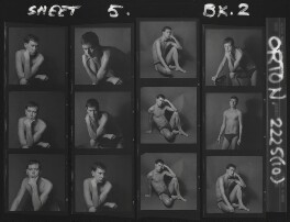 Joe Orton, by Lewis Morley - NPG x88375