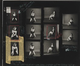Christine Keeler, by Lewis Morley - NPG x38962