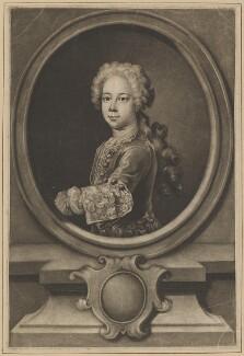 Henry Benedict Maria Clement Stuart, Cardinal York, by John Simon, after  Antonio David - NPG D34713