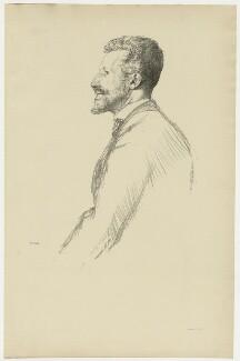Robert Bontine Cunninghame Graham, by Thomas Robert Way, after  William Rothenstein - NPG D34752