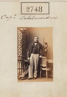 Douglas William Parish Labalmondiere, by Camille Silvy - NPG Ax52137
