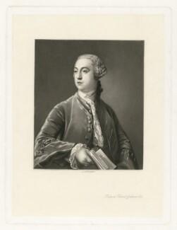 Richard Robert Graham or Robert Cunninghame Graham (Robert Graham of Gartmore), by Arthur N. Sanders - NPG D34755
