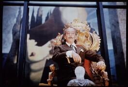 Salvador Dalí, by Peter Stark - NPG x1528