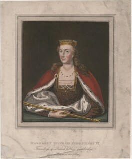 Called Queen Margaret of Anjou, after Unknown artist - NPG D9415