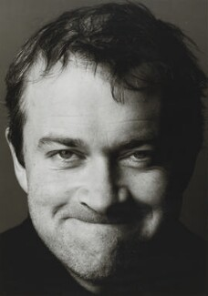 Harry Enfield, by Trevor Leighton, 1999 - NPG x88383 - © Trevor Leighton / National Portrait Gallery, London