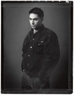 Alex Garland, by Tom Miller - NPG x88407