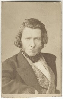 John Ruskin, by Elliott & Fry - NPG x29554