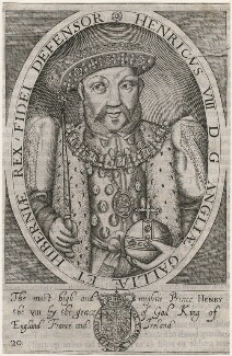 King Henry VIII, after Unknown artist - NPG D9452